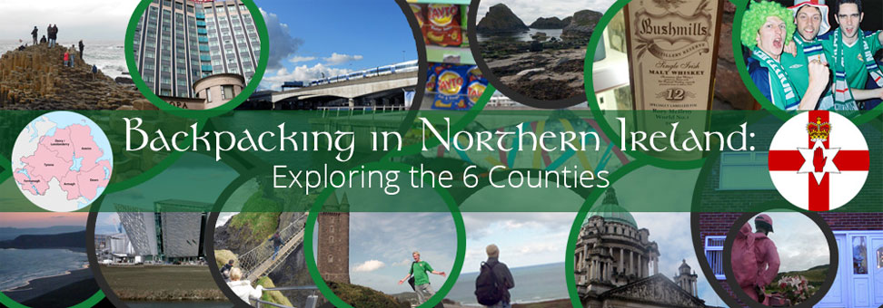 Backpacking in Northern Ireland